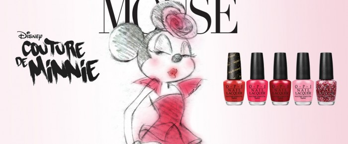 Couture de Minnie by OPI Nails