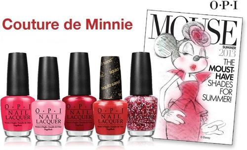 kolekcja OPI Couture de Mimi