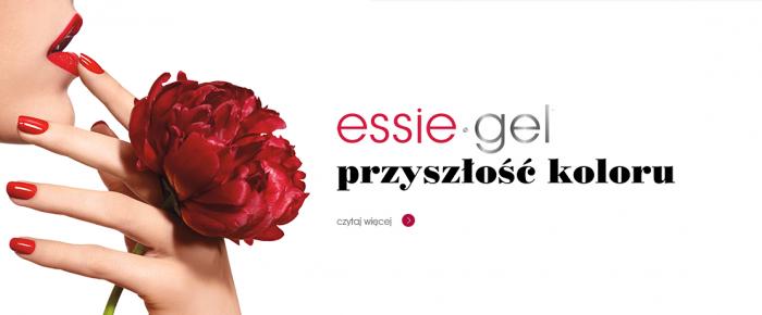Paleta unikalnych 36 kolorów stworzona przez Essie Weingarten.